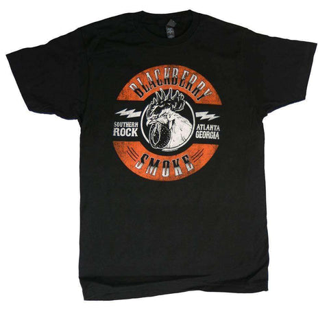 Men's T-Shirts - Blackberry Smoke Rooster T-Shirt