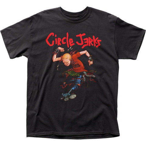 Men's T-Shirts - Circle Jerks Skank Man T-Shirt