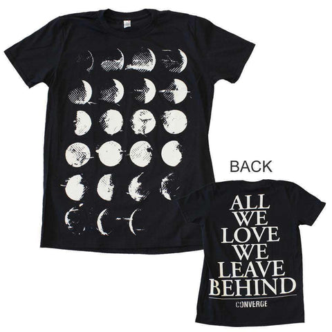 Men's T-Shirts - Converge Moon Phase T-Shirt