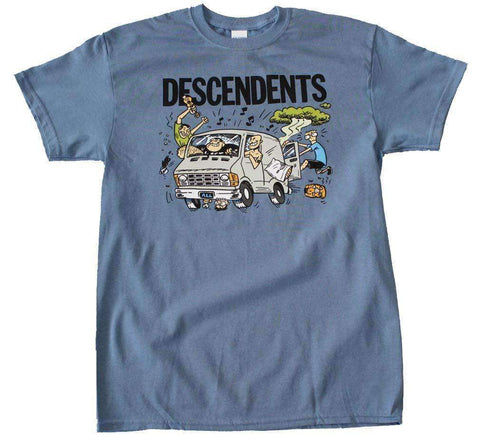 Men's T-Shirts - Descendents Van T-Shirt
