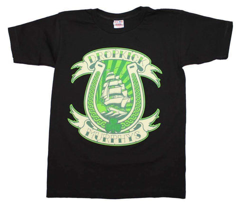 Men's T-Shirts - Dropkick Murphys Horseshoe T-Shirt
