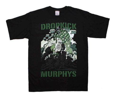 Men's T-Shirts - Dropkick Murphys Piper Invasion T-Shirt