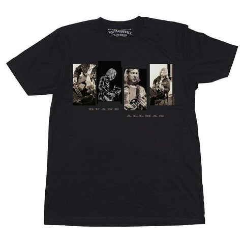 Men's T-Shirts - Duane Allman ReEvolution T-Shirt