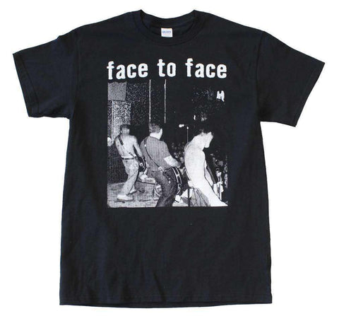 Men's T-Shirts - Face To Face Live T-Shirt