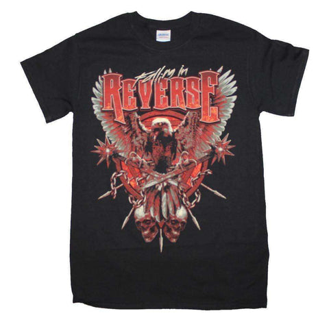 Men's T-Shirts - Falling In Reverse Eagle T-Shirt