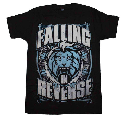 Men's T-Shirts - Falling In Reverse Lion Shield T-Shirt