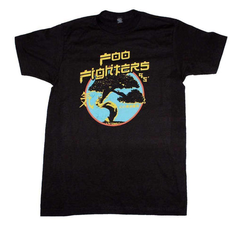 Men's T-Shirts - Foo Fighters Bonsai Tree T-Shirt