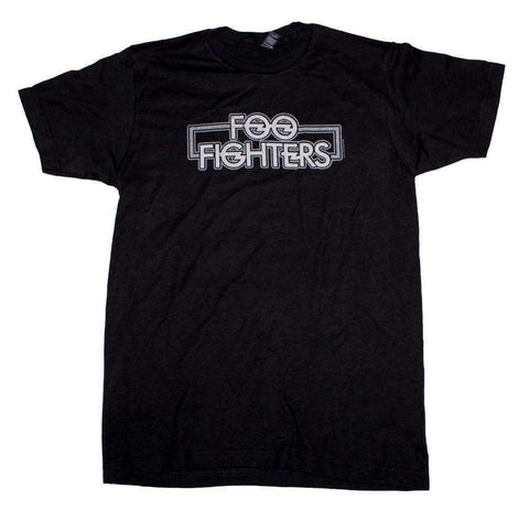 Men's T-Shirts - Foo Fighters Outline Logo T-Shirt