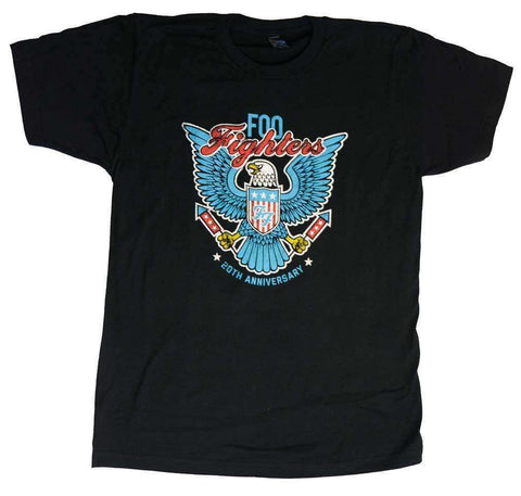 Men's T-Shirts - Foo Fighters RFK Eagle Soft T-Shirt