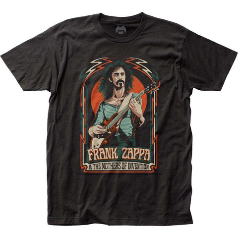 Men's T-Shirts - Frank Zappa Illustration T-Shirt