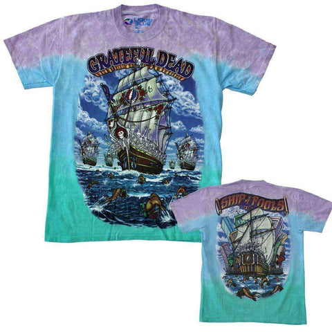 Men's T-Shirts - Grateful Dead Ship Of Fools T-Shirt