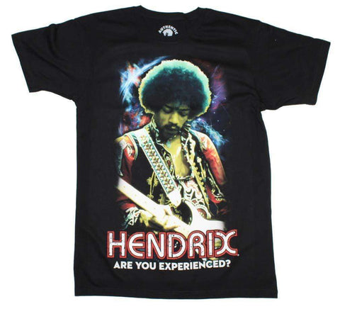 Men's T-Shirts - Jimi Hendrix Experience Galaxy T-Shirt