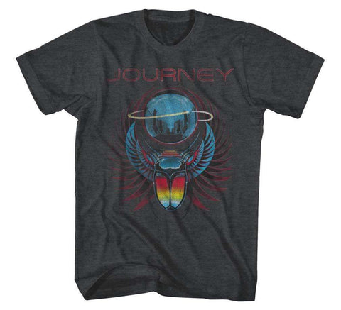 Men's T-Shirts - Journey Beetle Planet T-Shirt