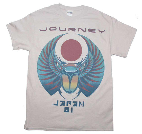Men's T-Shirts - Journey Japan '81 T-Shirt