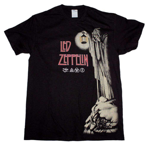 Men's T-Shirts - Led Zeppelin Hermit T-Shirt