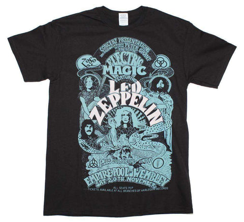 Men's T-Shirts - Led Zeppelin Magic T-Shirt