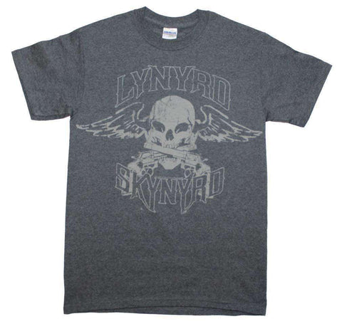 Men's T-Shirts - Lynyrd Skynyrd Biker Patch T-Shirt