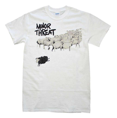 Men's T-Shirts - Minor Threat Out Of Step T-Shirt