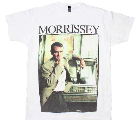 Men's T-Shirts - Morrissey Jukebox T-Shirt