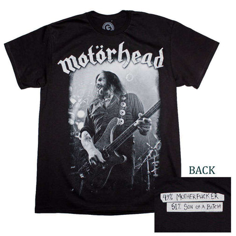 Men's T-Shirts - Motorhead 49/51 T-Shirt