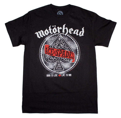 Men's T-Shirts - Motorhead Ace Of Spades T-Shirt