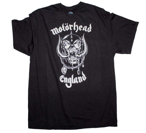 Men's T-Shirts - Motorhead England T-Shirt