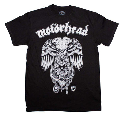 Men's T-Shirts - Motorhead Hiro Double Eagle T-Shirt