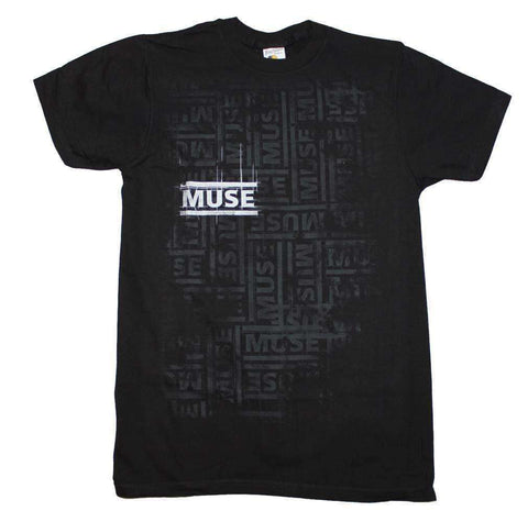 Men's T-Shirts - Muse Repeat T-Shirt