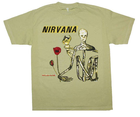 Men's T-Shirts - Nirvana Incesticide Album T-Shirt