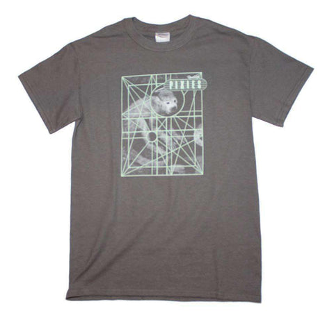 Men's T-Shirts - Pixies Monkey Grid T-Shirt