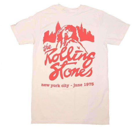 Men's T-Shirts - Rolling Stones Mick June 1975 T-Shirt