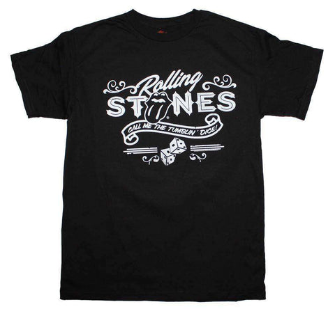 Men's T-Shirts - Rolling Stones Tumbling Dice T-Shirt