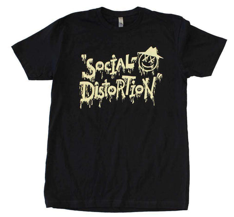Men's T-Shirts - Social Distortion X'd Eye Guy T-Shirt
