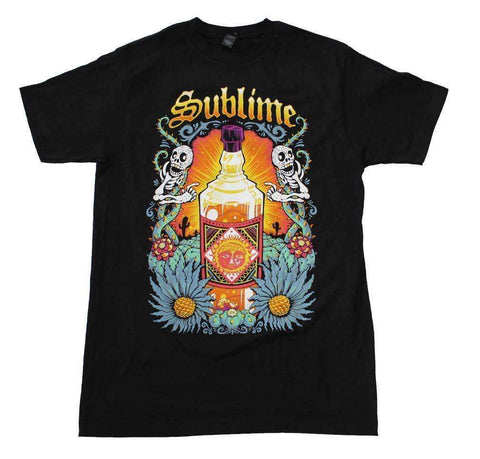 Men's T-Shirts - Sublime Sun Bottle Soft T-Shirt