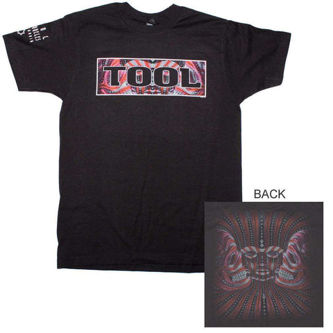 Men's T-Shirts - Tool Three Red Faces T-Shirt