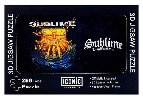 Puzzles - Sublime Everything Under The Sun Puzzle (252 Pieces)