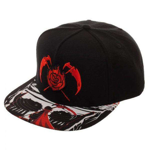 RWBY Sublimated Bill Snapback