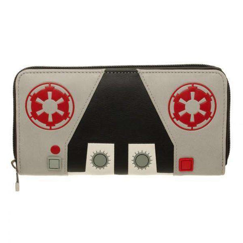 Star Wars AT-AT Driver Zip Around Wallet