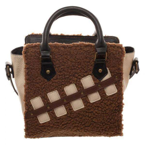 Star Wars Episode 8 Chewie and Porg Mini Brief Handbag