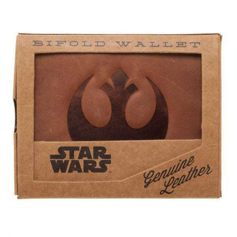 Star Wars Rebel Leather Bi-Fold Wallet