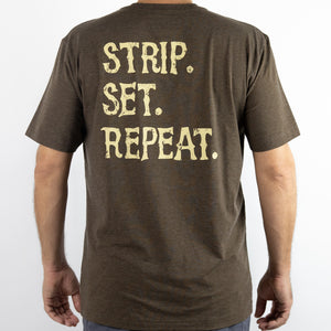 Strip Set Repeat T-Shirt