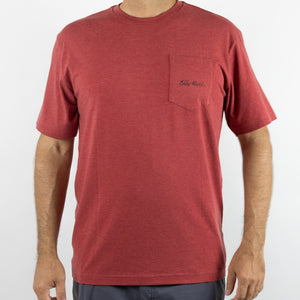 Three Way Split T-Shirt