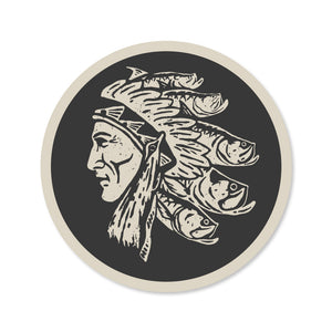 Big Chief Sticker