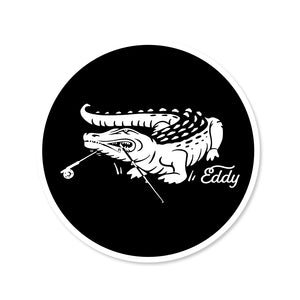 Hater Gator Sticker