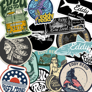 Eddy Sticker Pack