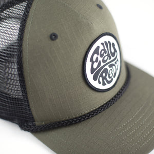 Hippie Scout Trucker Hat