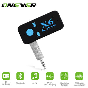 3.5 mm Auxilary Wireless Bluetooth Receiver