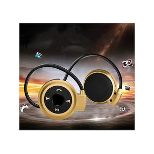 Bluetooth 4.0 Headphones Over-Ear Stereo Sports Headset
