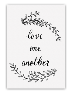 Love One Another Card