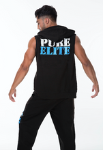 Pure Elite Sleeveless Zip-up Hoodie